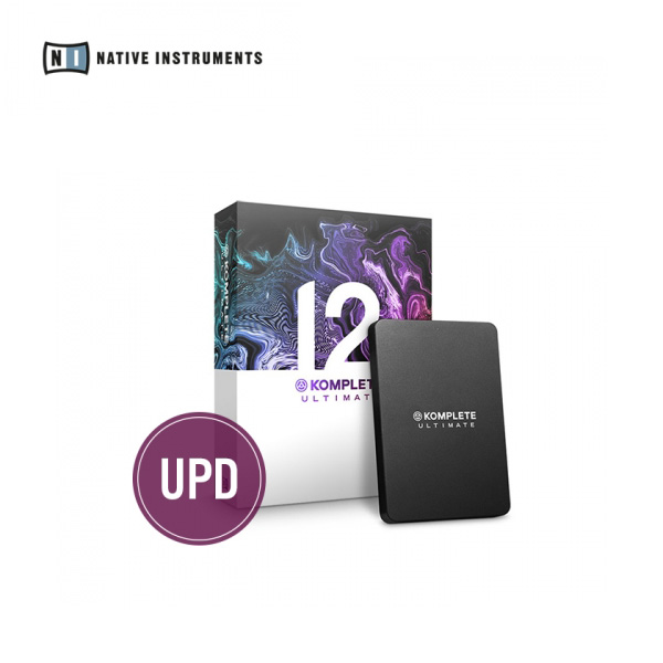 [NATIVE INSTRUMENTS] KOMPLETE 12 ULTIMATE UPDATE