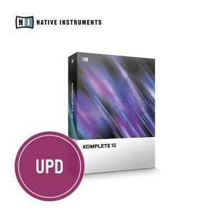 [NATIVE INSTRUMENTS] KOMPLETE 13 UPD